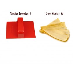 Corn Husk and Tamales Masa Spreader