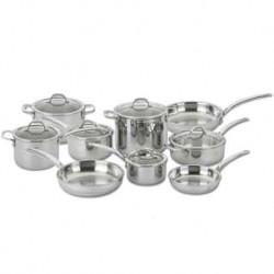 Lenox Cookware 15-piece