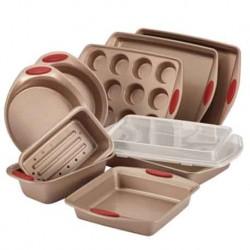 Rachael Ray Cucina Non-Stick 10-pc Bakeware Set